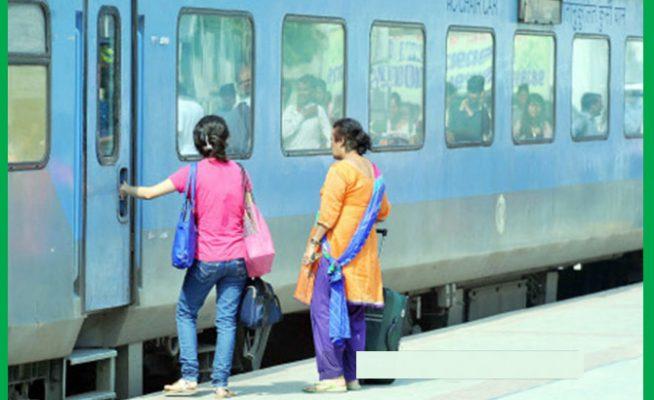 Railway-passengers