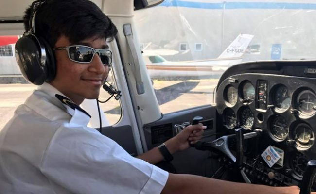 youngest-pilot