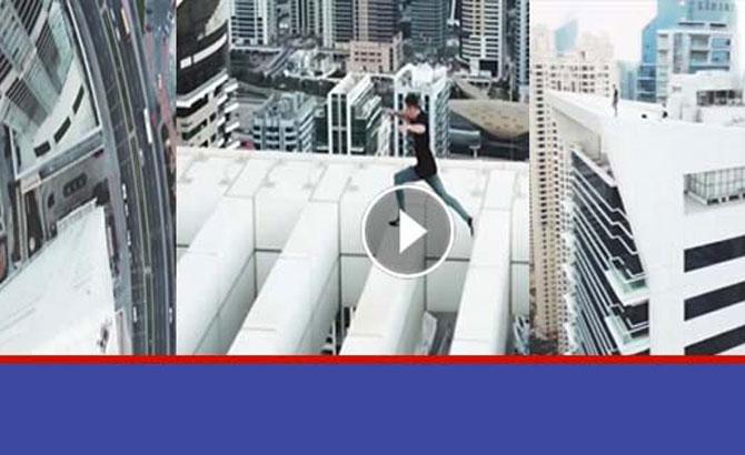 Daredevil-Leaps