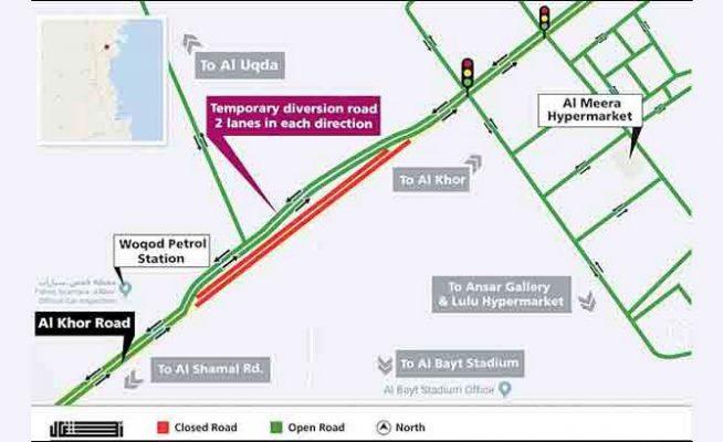 Traffic-diversion
