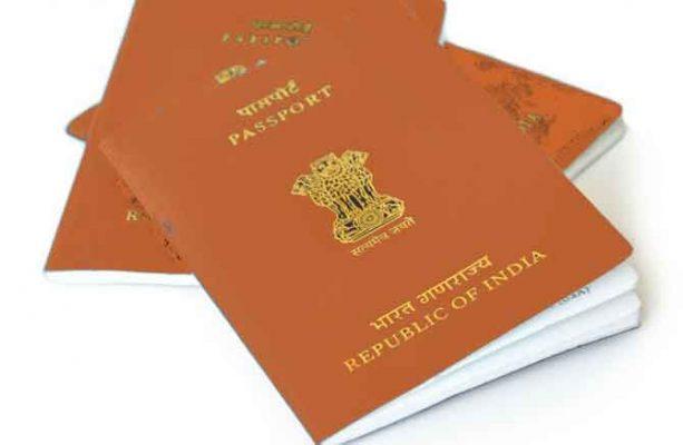 Orange-passports