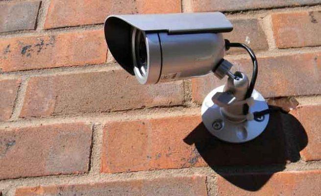 camera-installed