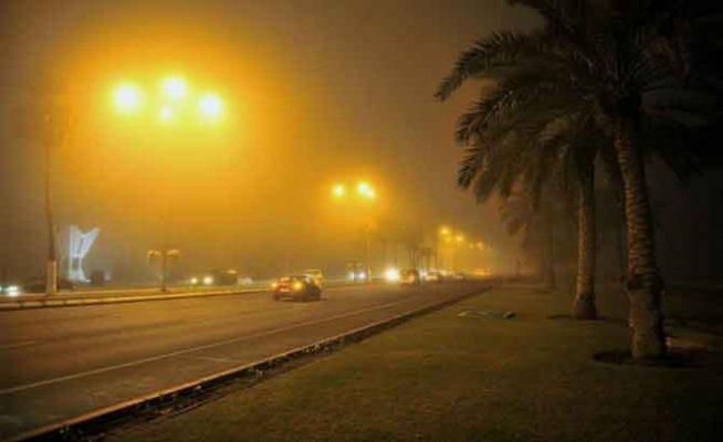 fog-formations