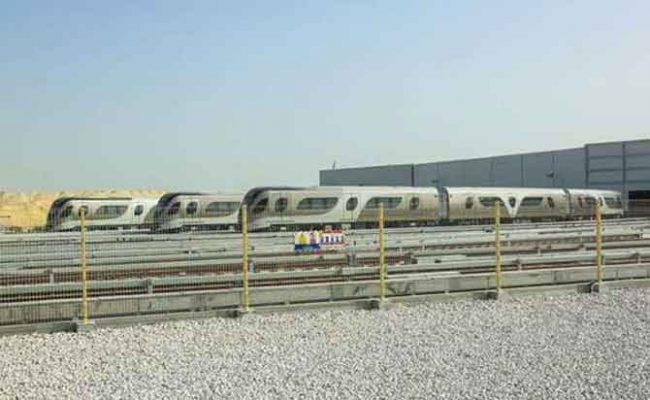Doha-Metro-trains