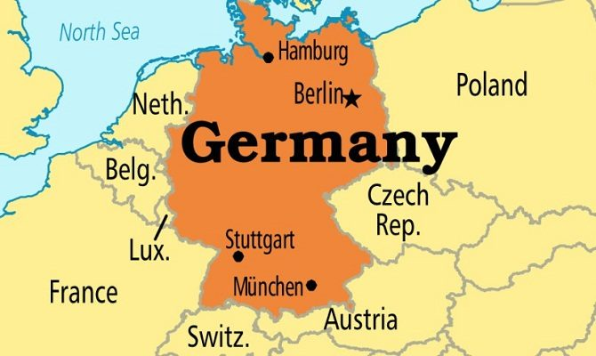Germany-map