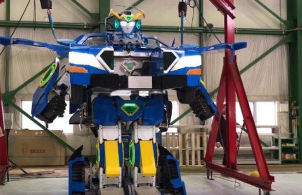 Robot to Car