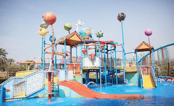 Al-Montazah-theme-park