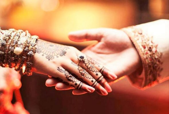MARRIAGES REGISTERED