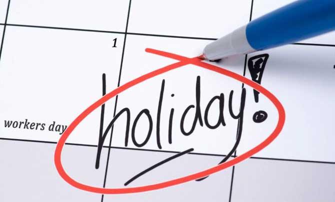 announces-holidays