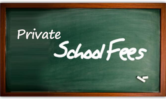 fees in schools