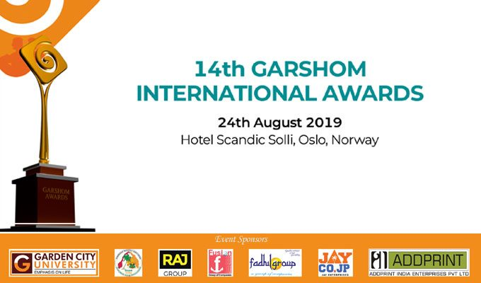 Garshom-Awards-2019Norway