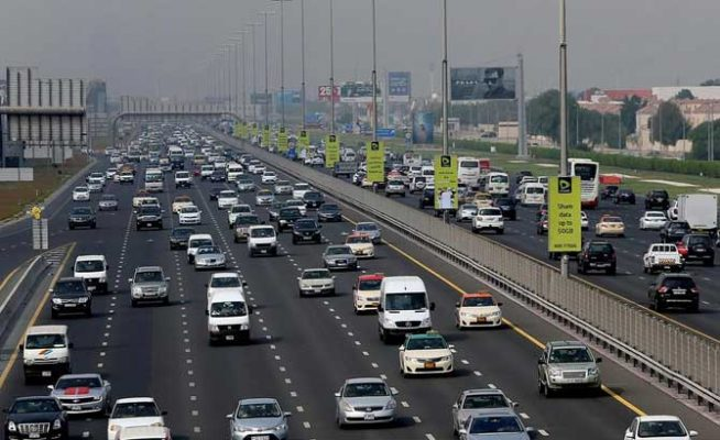dubai-driving